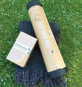 Win a Yoga Prize Pack with Clean My Mat