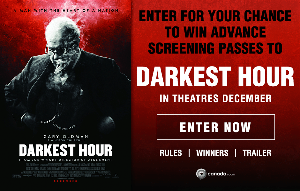 "Win Advance Screening Passes to ""Darkest Hour"""
