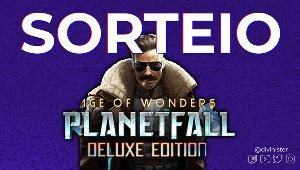 WIN AGE OF WONDERS: PLANETFALL - DELUXEI (PC/Steam)!!