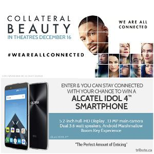 WIN: Alcatel IDOL 4 Smartphone