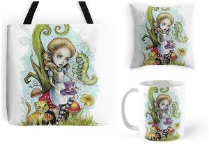 WIN ALICE IN WONDERLAND PRIZE PACK