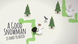 Win an A Good Snowman is Hard to Build Steam Game Key!!