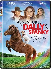 Win an Adventures Of Dally & Spanky DVD!!