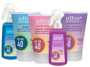 Win an Alba Botanica Sunscreen Gift Pack