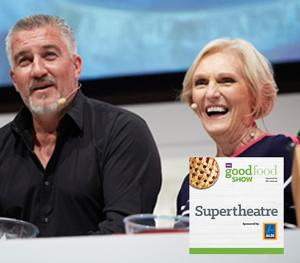 Win an Aldi hamper & tickets to BBC Good Food Show!