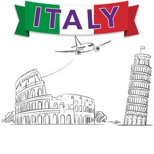 Win an All-Inclusive Trip for Two to Italy