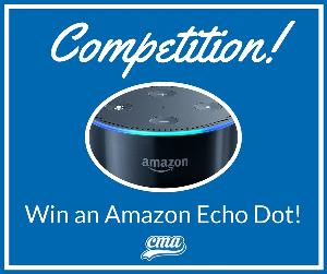 WIN: An Amazon Echo Dot
