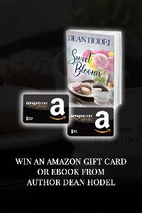 Win an Amazon Giftcard or eBook from Author Dean Hodel!