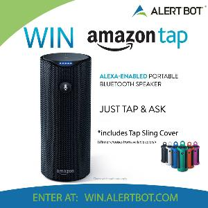 Win an Amazon Tap