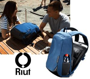 Win an anti-theft R15 RiutBag!