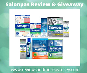 Win an Assortment of Salonpas Products!
