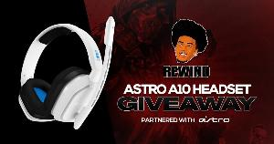 Win an ASTRO A10 Headset!!
