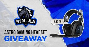 Win an Astro A40 TR Gaming Headset!
