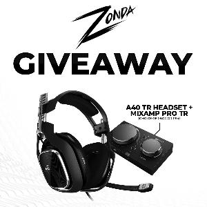 Win an Astro A40 TR Headset