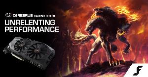 WIN an ASUS Cerberus GTX 1070 Ti graphics card!