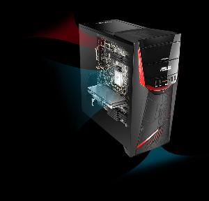 Win an Asus ROG G11 PC and other prizes