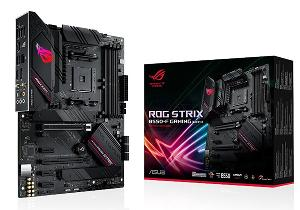 Win an ASUS ROG Strix B550-F Gaming (Wi-Fi) Motherboard!