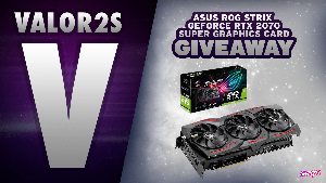 Win an ASUS ROG STRIX GeForce RTX 2070 SUPER Graphics Card
