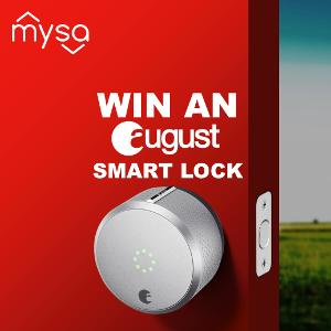 Win an August Smart Lock