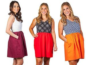 Win an Ava Dress from Stewart Simmons!!!!