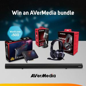 WIN an AVerMedia bundle worth over £500!