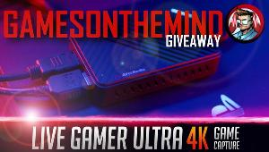 Win an  Avermedia Live Gamer Ultra GC553 4k!!!