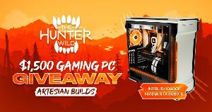 Win an awesome $1,500 RTX 3070 Gaming PC!!