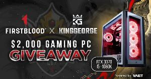 Win an awesome $2,000 RTX 3070 Gaming PC!