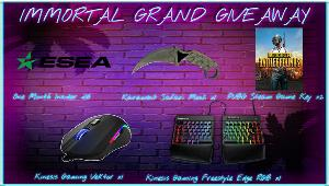 Win an awesome gaming prize pack!