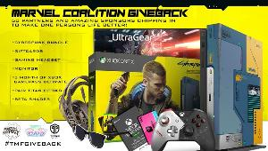 Win an awesome prize pack including a Gaming Monitor (Varies on Region and Availability),Cyberpunk Limited Edition Xbox Bundle  ,Scarlet Red Controller,A Pair of Titan Optics provided By Titan Optiks + lots more..
