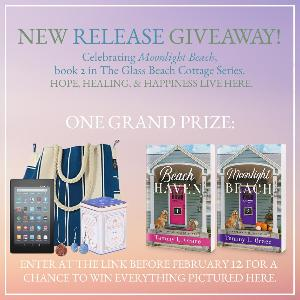 Win an awesome prize pack worth $120!!