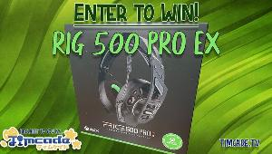 Win an awesome RIG 500 Pro EX Gaming Headset!!