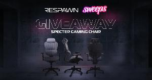Win an awesome Specter Gaming Chair!!