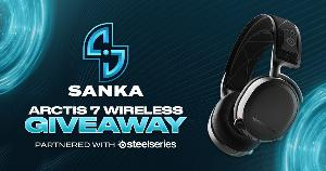 Win an awesome SteelSeries Arctis 7 Wireless Gaming Headset!!