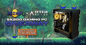 Win an awessome $5,500 RTX 3090 Gaming PC!!