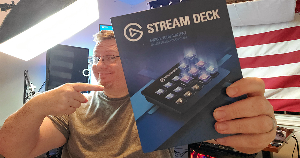 Win an Elgato Stream Deck!!