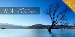 WIN: an EPIC New Zealand Photo Tour