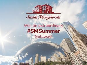 Win an extraordinary #SMSummer getaway to Chicago!