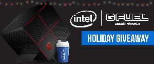 Win an HP Omen Desktop and Year Supply of G Fuel