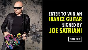 Win an Ibanez Guitar