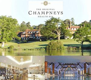 WIN AN INDULGENT CHAMPNEYS SPA EXPERIENCE for Two!