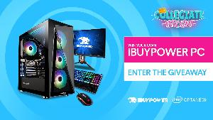 Win an Intel Optane H10 PC by iBUYPOWER!