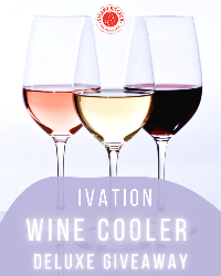 Win an Invation Wine Cooler!