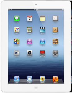 Win an iPad 3rd Generation
