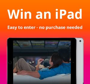 Win an iPad Air 2 128GB