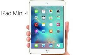 Win an iPad Mini 4
