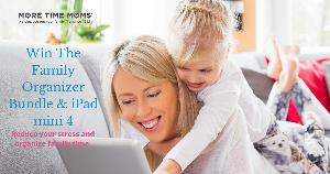 Win an iPad Mini 4 and Family Organizer Software