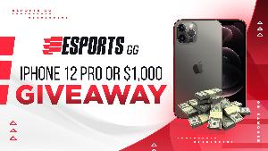 Win an iPhone 12 Pro or $1,000 !!