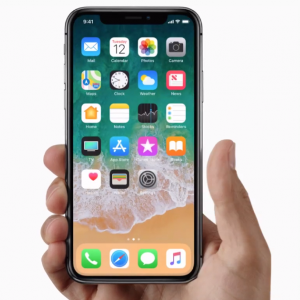 Win An iPhone X!