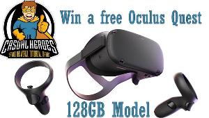 Win an Oculus Quest - 128GB Model!!